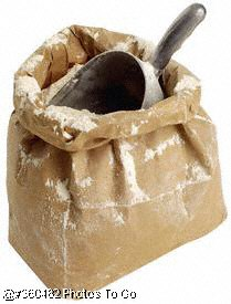 Bag of flour