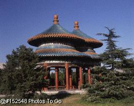 Double King Pagoda of Longevity, Beijing